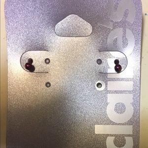 New Purple Earrings for Sensitive Ears
